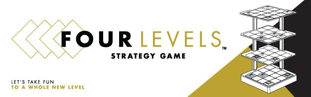 Four Levels Strategy Game