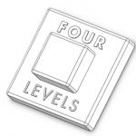 Four Levels Kickstarter Updated Wild Piece