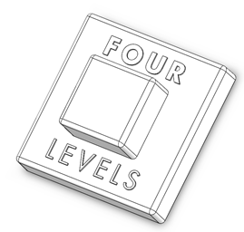 Four Levels Kickstarter Updated Wild Piece