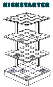Four Levels Game